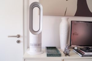 dyson, dyson hot + cool, air conditioning, summer time, cool in the summer, home, product review