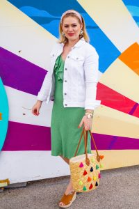 Leo Manzotti, summer style, summer dress, fashion blogger, summer 19, dresslover, arm candy