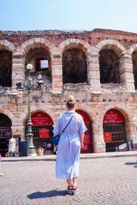 Verona, Italy, Arena di Verona, fashionblogger, fashionblogger travels, city review, italian city, romantic city, romeo and juliet, vacation, travelling
