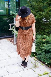 leopard print dress, leopard print, leopard, pre-fall look. pre-fall, fall fashion, fashionblogger, Madame Schischi, fall 19