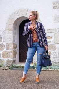 pattern mix, leopard print, stripes, Madame Schischi, fashionblogger,autum, fall, fall styles, pre-fall