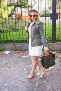 pre-fall, fall fashion, fashionblogger, fall, autumn, autumn styles, olive green, color of fall, Madame Schischi