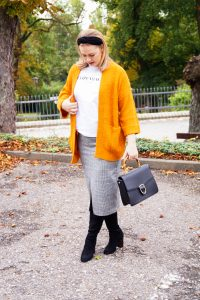 fashionblogger, fall fashion. autumn styles, Madame Schischi, work wear, office style, working girl, fall content, black and white