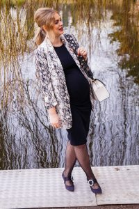 snake print blazer, NYE, New Years Eve style, style blogger, fashion blogger, fashion, Madame Schsichi, dress the bump, bump style, pregnant, maternity style