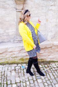 fashionblogger, fashion, styleblogger, leopard print, maternity style, dress the bump, pregnancy style, bright colors, fashion blog, Madame Schischi