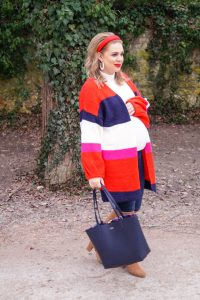 fashionblogger, blogger, fashion, maternity style, pregnancy style, dress the bump, pretty little things cardigan, ralph lauren tote, winterstyle, winter fashion, style blogger