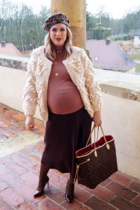 fashionblogger, fashion, valentine´s day style, valentine´s day, chicwish bobble cardigan, styleblogger, dress the bump, pregnancy style, maternity style