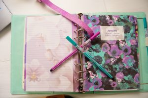 fashionblogger, fashion, organization, planner 2020, organize the new year, filofax, planner love, office style, office supply