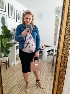 fashionblogger, weekly review, daily looks, real life style, reallife, pregnancy style, dress the bump, mom to be, maternity style, feminie style, affordable clothes, how to style, daily style