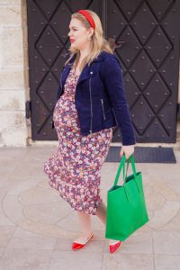 fashionblogger, fashion, style, styleblogger, what to wear, how to style, spring, spring fashion, dresslover, flower dress, mom to be, pregnancy style, maternity style, SheIn, SheIn dress, affordable fasihon