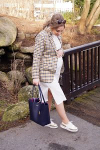 fashionblogger, fashion, gingham, spring style, styleblogger, maternity style, pregnancy style, mom to be, spring, dresslover, what to wear, how to style, everyday style, affordable fashion
