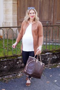 fashionblogger, fashion, pregnancy style, maternity style, casual style, Luis Vuitton Neverfull, leopard print, style blogger, fashionista