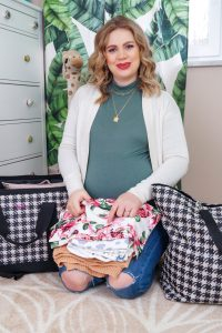 pregnancy, hospital bag, what´s in my bag, packing list, getting ready for baby, pregnancy style