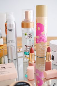 beauty, beauty review, new in beauty, make-up, garnier, urban decay, catrice, rituals, sheIn dress, fashionblogger
