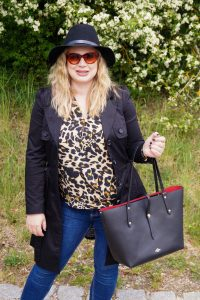 fashionblogger, fashion, spring style, spring, trenchcoat, what to wear, how to style a trenchcoat, leopard print, coach handbags, fashionista, lifestyle blogger