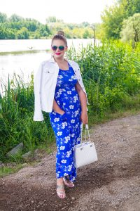 fashionblogger, fashionista, Madame Schischi, summer, summer style, hawaiian prints, how to style, what to wear, maxi dresses, summer denim, amazon fashion
