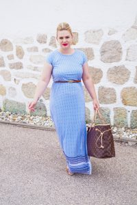 fashionblogger, fashion, maxi dress, summer dresses, what I wore, style post, how to style, ootd, LV Neverfull