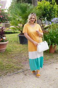 fashionblogger, color blocking, amazon, found it on amazon, how to style, what i wore, what to wear, summer, summer style, maxi dress, summer dress, affordable fashion, woman´s fashion