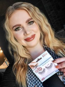 beauty, fake lashes, red cherry, catrice, ardell, beauty review, fake lash review