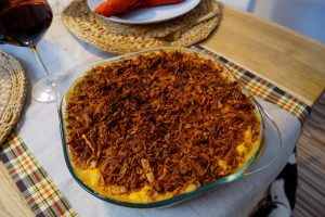 food, food and drinks, thanksgiving, side dishes, thanksgiving dinner, green bean casserole, recipes, easy recipe, kitchen, house