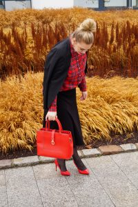 fashionblogger, fashion, winter, winterstyle, mad for plaid, christmas tartan, office party style, christmas, christmas time, christmas look
