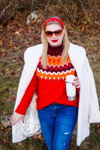 fashionblogger, fashion, winter fashion, winter style, casual style, mom style, ootd, what I wear, how to style, faux fur coat, winter walks, norwegian sweater, UGG Bailey, UGGs, amazon fashion, amazon