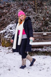 fashionblogger, fashion, winter fashion, winter style, casual style, mom style, ootd, what I wear, how to style, winter day, snow day, duck boots