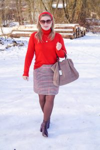 fashionblogger, fashion, winter fashion, winter style, casual style, mom style, ootd, what I wear, how to style, houndstooth, 70´s style inspo
