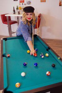 date night ideas, date nights, playing billard, he and she activites