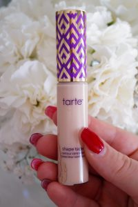 beauty, beauty review, tarte, shape tape, concealer review, make-up products, make-up, make-up lover, honest review