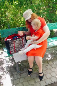 diaper bag, summer, toddler, all your toddler needs, out and about, baby on the go