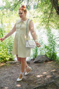 fashionblogger, fashion, gingham, 31 dresses of summer, summer dresses, summer, summer style, how to style, what to wear, ootd, madame schischi, fashion blog, fashion post