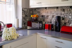 kitchen make-over, home decor, house content, bloggers home, spanish tiles