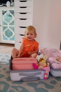 packing list, summer travel, toddler, what to pack for a toddler